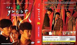 Details about Korean Drama DVD: The Guest (2018) Complete English Subtitle  Box Set