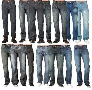 a2bcf5fef59 Level 7 Men Relaxed Straight Leg Coating Raw Indigo Premium Denim ...