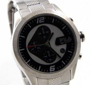 FILA-Herren-Uhr-Chronograph-38-001-001-FILActive-Edelstahl-silber-UVP-239-00