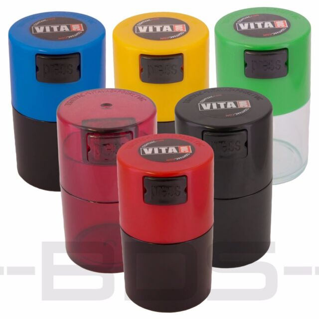 TightVac VitaVac TV0 Pocket Storage Vacuum Sealed PocketPac Container .06L