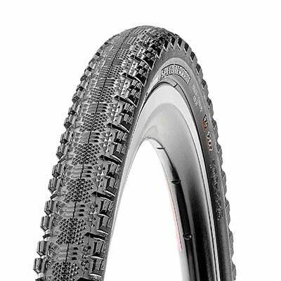 Maxxis Speed Terrane Tire 700 X 33 120Tpi Dual Compound Exo Tubeless Black