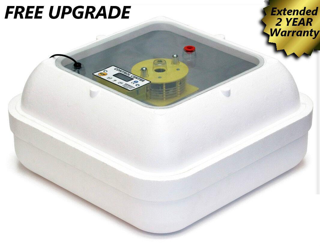 HovaBator Low Voltage Genesis Egg Incubator 1588   Digital LCD Temp & Humidity