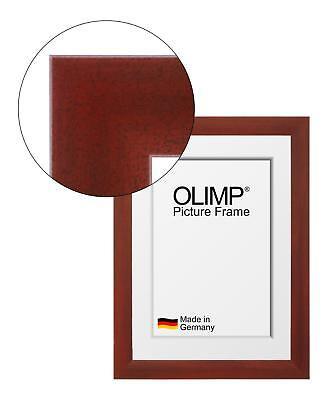 Cadre D/'Image Olimp Cuivre avec Entspiegeltem Verre Acrylique 10x20-150x100 CM
