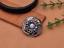 10X-Bohemian-3D-Flower-Turquoise-Conchos-For-Leather-Craft-Keychian-Wallet-Decor miniatuur 16
