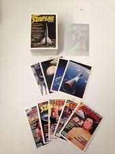 Starlog Commemorative Card Set (1993) 100-card set + hologram + promo cards