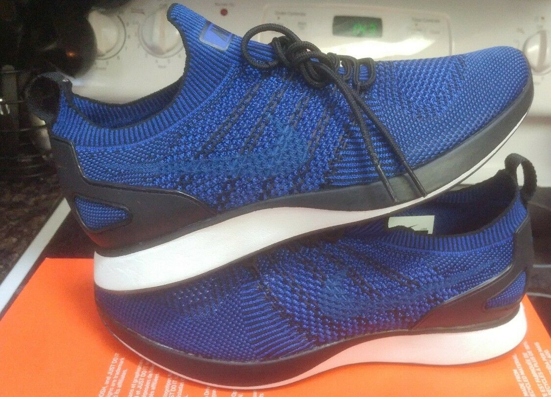 Sample Nike Air Zoom Mariah Flyknit Racer 918264-007 Racer bluee size 9 max 97 1