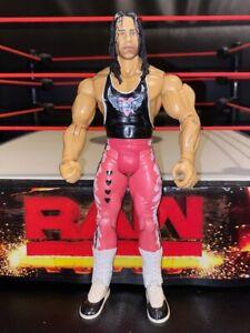 WWF-WWE-BRET-HART-JAKKS-Classic-Superstars-Series-1-lucha-libre-figura-de-accion