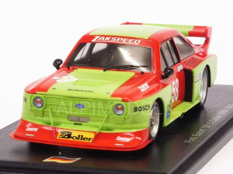 hasta un 65% de descuento Ford Escort Gr.5 Zolder DRM 1980 1980 1980 W.Boller 1 43 SPARK SG375  barato