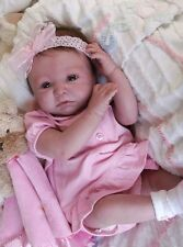 """Reborn Baby Girl """"Aubrey"""" - Doll Therapy for People with Alzheimers & Caregivers"""