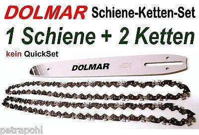 Stihl Sägekette  für Motorsäge DOLMAR ES-36A Schwert 35 cm 3//8 1,1