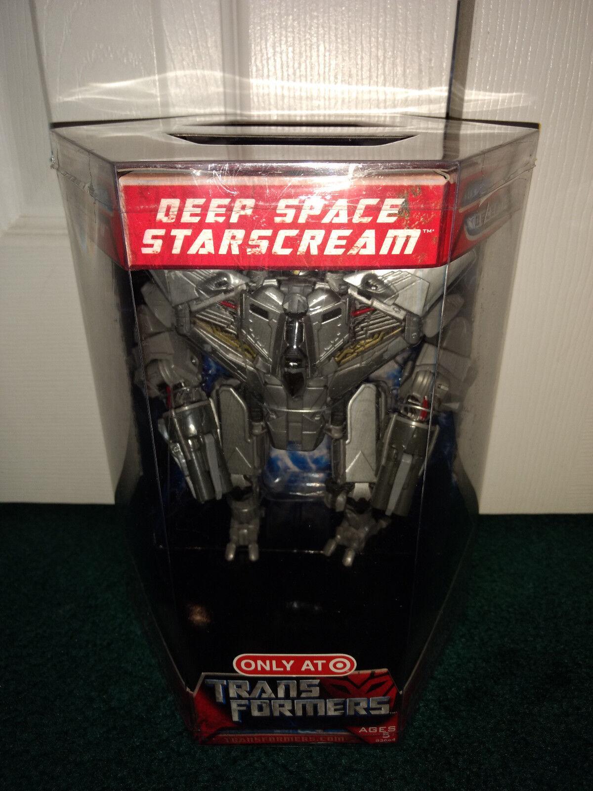Deep Space Starscream Transformers Movie 1 Hasbro 2006 Voyager Target Exclusive