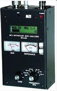 MFJ-269C-Antenna-Analyser