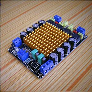 DC12V-24V-TK2050-50W-50W-Dual-Channel-Class-T-HIFI-Stereo-Audio-Amplifier-Board