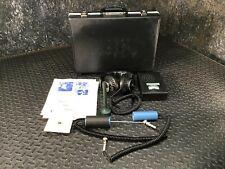 Techsonics Son Tector Ultrasonic Detector Model 110 With Case