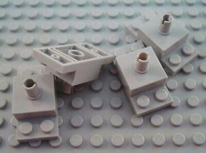 NEW Lego Lot of 11 Light GRAY 2x4 PLATES