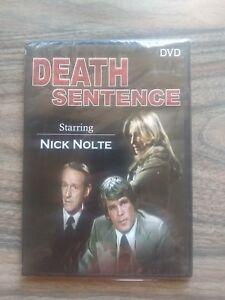 Details about DEATH SENTENCE - NICK NOLTE, CLORIS LEACHMAN - 1974, 2004 -  DVD SLIM CASE - NEW!