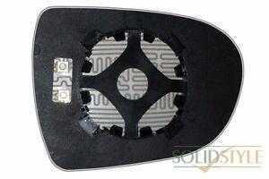 LEXUS GX 2002 till 2009 SPHERICAL BLIND HEATED 12V MIRROR GLASS Left Side New
