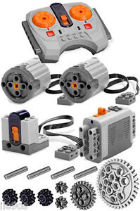lego power functions set 3 s technic motor empf nger. Black Bedroom Furniture Sets. Home Design Ideas