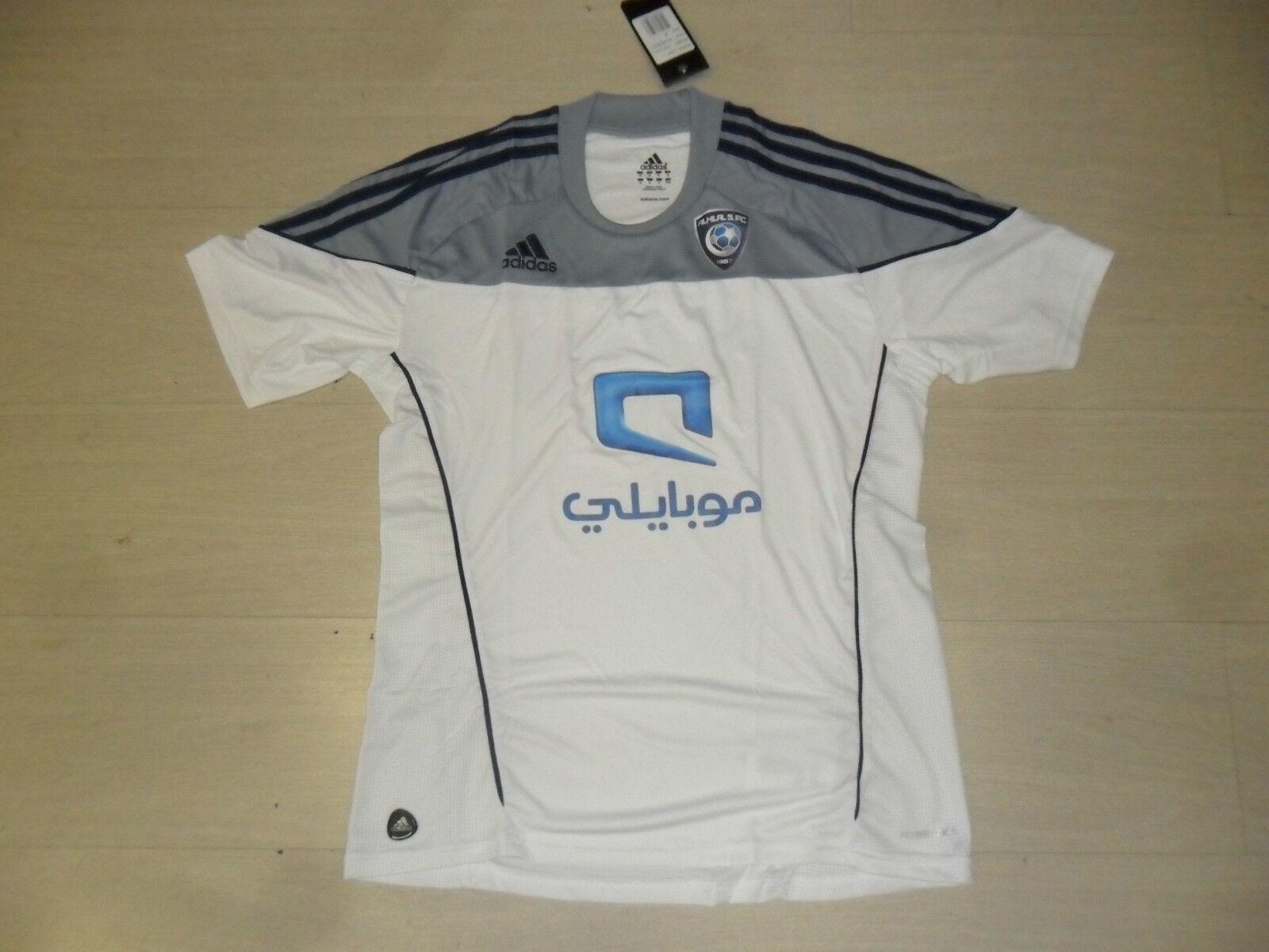 1193 afmeting M Adidas to Hilal T-Shirt Away Shirt Trikot