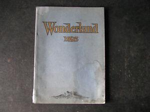 1905-WONDERLAND-NORTHERN-PACIFIC-RAILWAY-Guidebook-YELLOWSTONE-PARK-ROUTE-vtg