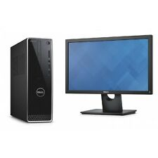 "Dell Inspiron 3252 Desktop PC - Intel PQC J3710/ 4GB/ 500GB/ Linux/ 18.5"" LED"