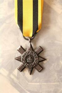 BRITISH FORCES CAMPAIGN MEDAL ASHANTI STAR GOLD COAST FULL SIZE MILITARY AWARD