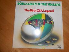 BOB MARLEY & THE WAILERS - THE BIRTH OF A LEGEND! NEAR MINT 1st 1976 US PRESS!!!