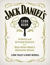 Jack Daniel's Cookbook Bourbon Whiskey Traditional Southern Recipes Book NEW