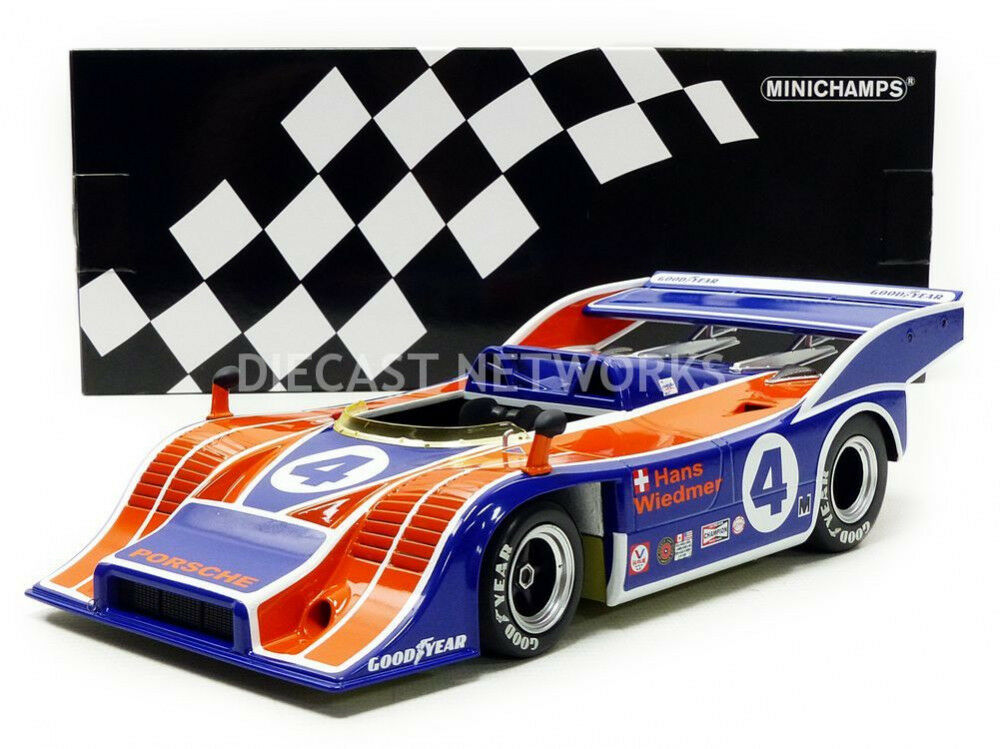 MINICHAMPS - 1 18 - PORSCHE 917 10 - CAN-AM WATKIN GLEN 1973 - 155736504