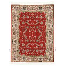 Dolls House Large 17th Century Rectangular Carpet Rug 17lr06