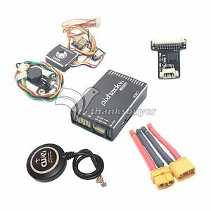 Details about CUAV Pixhack V3 Flight Controller Pixhawk + M8N GPS for FPV  Drone Quadcopter