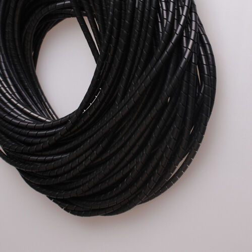 10M Long Flexible Polyethylene Spiral Cable Wire Wrap Tube 8mm