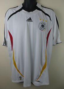 2005 07 Germany Adidas T shirt (Excellent) XL
