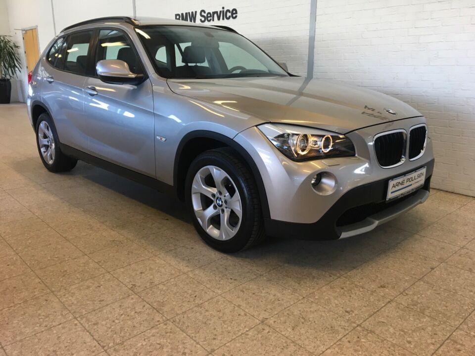 BMW X1 2,0 sDrive18i,  5-dørs