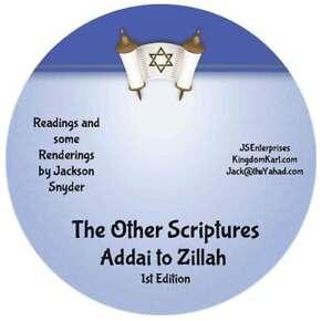 40-Bible-Biblical-Studies-MP3-Audios-034-The-Other-Scriptures-034-Gospels-Scrolls-etc