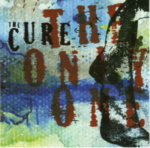 The-Cure-CD-Single-The-Only-One-Europe-M-M