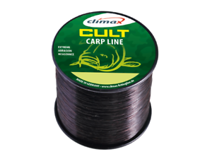 0,01 Eur   Mètres Point Culminant Cult Carpe Carpline Sb 3000m 0,30mm 7kg blacks