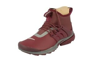 hot sale online 4e8fe 9332a Image is loading Nike-Womens-Air-Presto-Mid-Utility-Hi-Top-