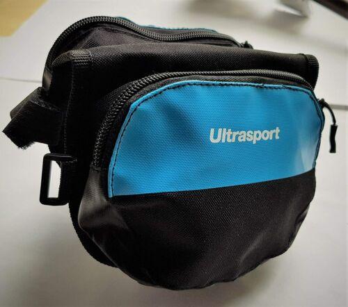 15x12 x12 wasserabweisend Ultrasport Fahrradtasche Doppel-Rahmentasche blau ca