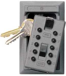 KIDDE 1015 Lock Box, Surface Mount, 5 Keys