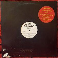 "BOB SEGER & THE SILVER BULLET BAND *Tryin' To Live My Life..* RARE 12"" PROMO USA"
