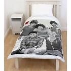 One Direction Crush Fleece 1d Blanket Throw Bedding 330538