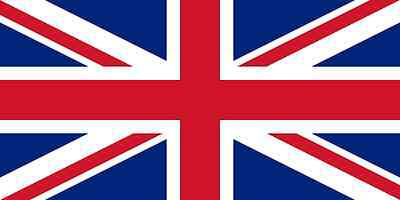 BRITISH UNION JACK NATIONAL FLAG UK 5 ft x3 ft LARGE POLYESTER FLAG NEW