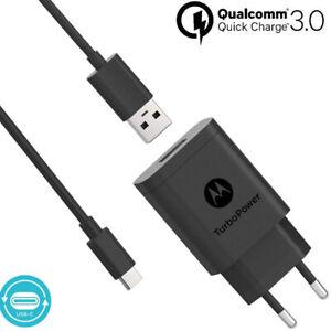 Caricabatterie-18W-cavo-90cm-USB-C-MOTOROLA-TurboPower-per-One-Vision-SC-52