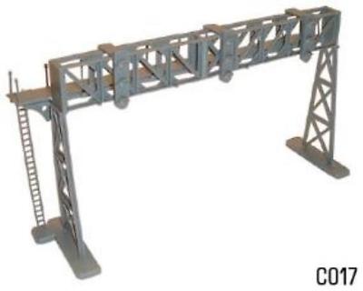 Dapol C017 Signal Gantry Plastic Kit Oo Gauge Prestazioni Affidabili