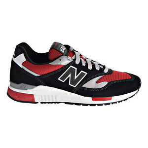 Details about New Balance 840 Classics Men's Shoes Black/Red/White ML840-CE