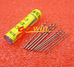 10pcs-Mini-PCB-Drill-2X0-7mm-2X0-8mm-2X1-0mm-2X1-2mm-2X1-4mm-Press-Drilling-Bits