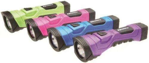 Plastic Dorcy 41-4756 LED Flashlight Assorted Colors