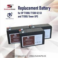 Ups Replacement Battery For Hp T1000j T1500 G2 G3 & T1500j Af451a Af406a