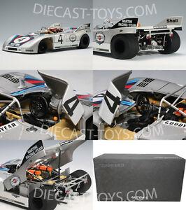 1:18 Autoart Porsche Kramer 908/03 Cours Martini Nürburgring 1971 # 4 Marko /